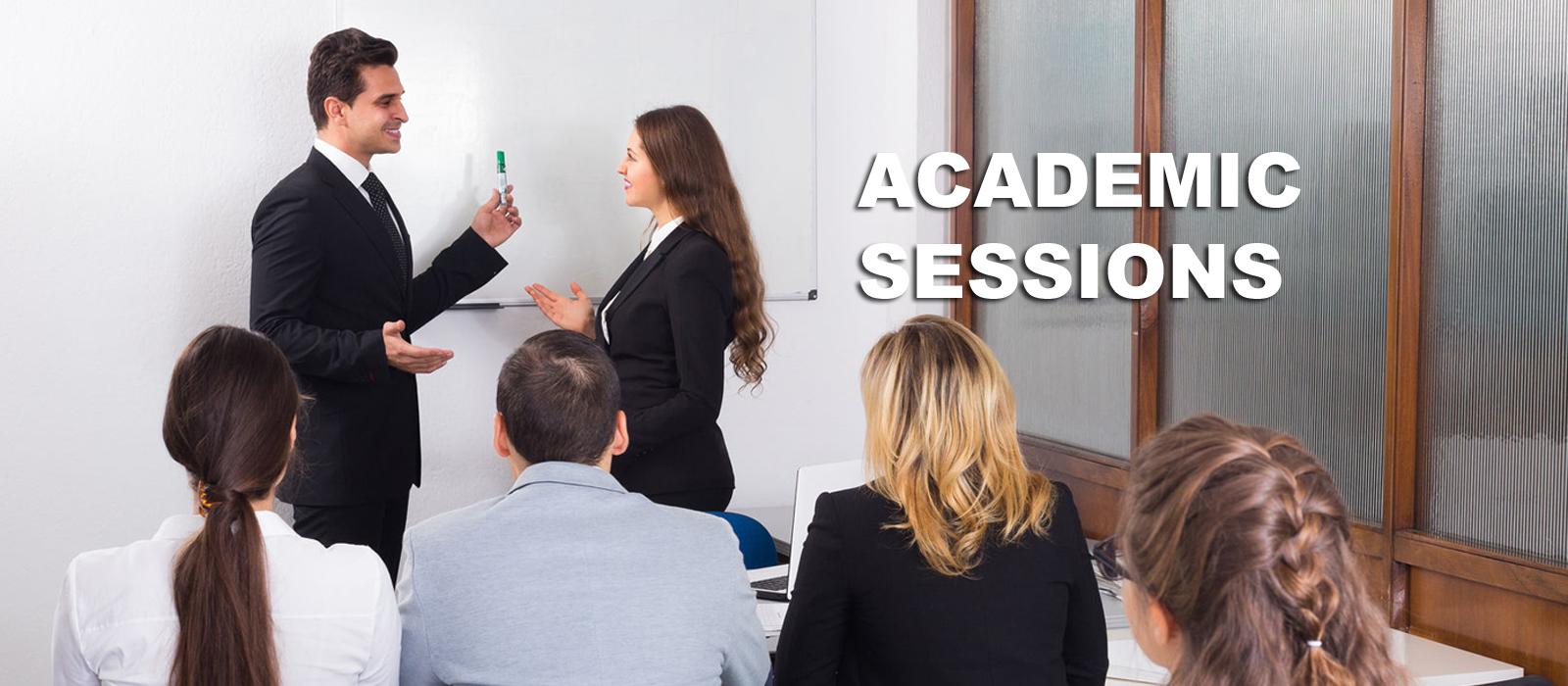 SCIM Academic Sessions